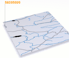 3d view of Nasonovo