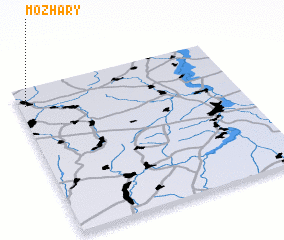 3d view of Mozhary