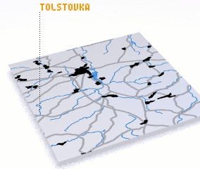3d view of Tolstovka