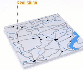 3d view of Prokshino