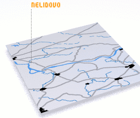 3d view of Nelidovo