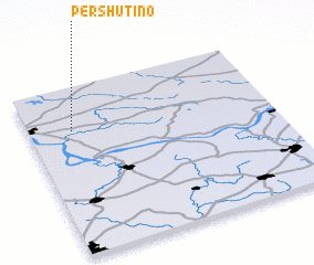 3d view of Pershutino