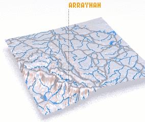3d view of Ar Rayḩah