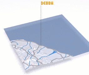 3d view of Debba