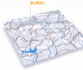 3d view of Alaniçi