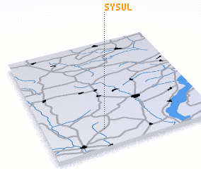 3d view of Sysul