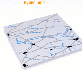 3d view of Ryapolovo
