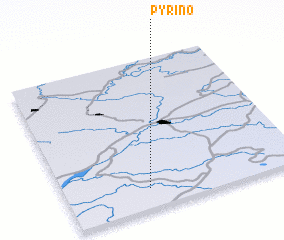 3d view of Pyrino