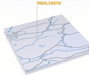 3d view of Nikol\