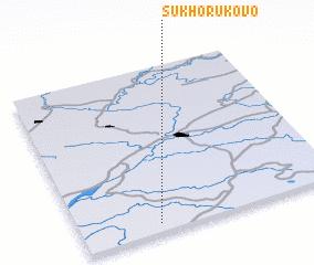 3d view of Sukhorukovo