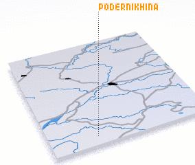 3d view of Podernikhina