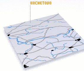 3d view of Kochetovo