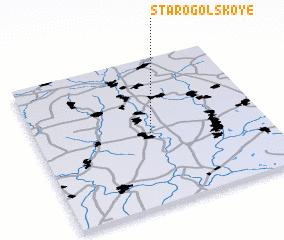 3d view of Starogol\