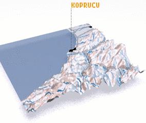 3d view of Köprücü