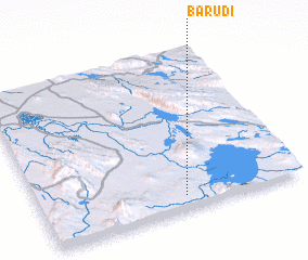 3d view of Barudi