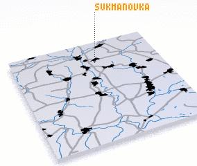 3d view of Sukmanovka