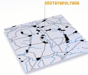 3d view of Krutaya Polyana