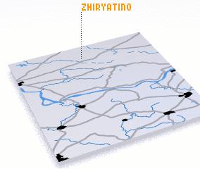 3d view of Zhiryatino