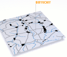 3d view of Biryuchiy