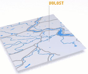 3d view of Volost\