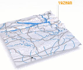 3d view of Yazman