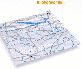 3d view of Kharāb Rashak