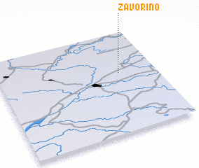 3d view of Zavorino