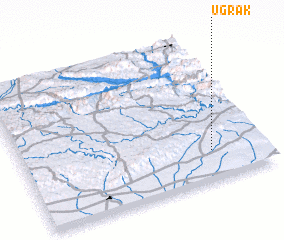 3d view of Uğrak