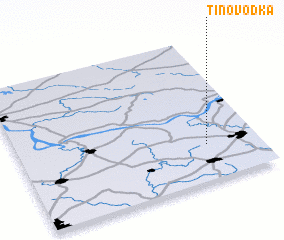 3d view of Tinovodka