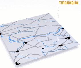 3d view of Tinovodka