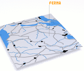 3d view of Ferma