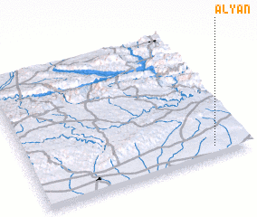 3d view of 'Alyān
