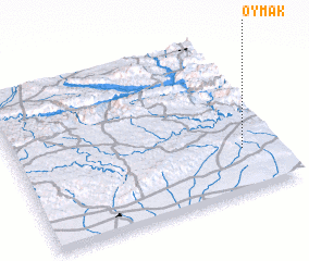 3d view of Oymak