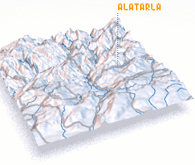 3d view of Alatarla