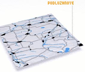 3d view of Podluzhnoye