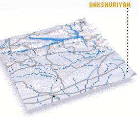 3d view of Dakshūrīyah