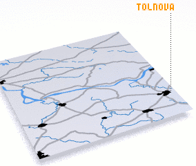 3d view of Tol\