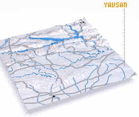 3d view of Yavşan