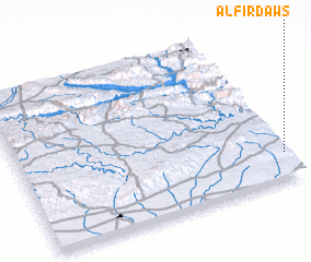 3d view of Al Firdaws