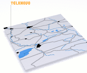 3d view of Yelkhovo