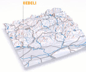 3d view of Kebeli