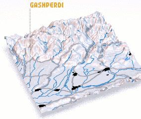 3d view of Gashperdi