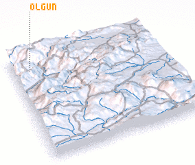 3d view of Olgun