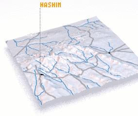 3d view of Hashīm