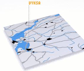 3d view of Vyksa