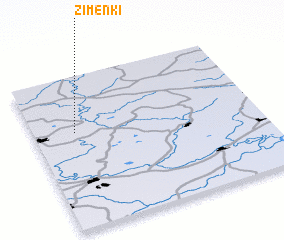 3d view of Zimenki