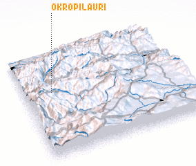 3d view of Ok'ropilauri