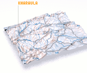 3d view of Kharaula