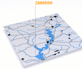 3d view of Zamorino