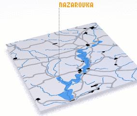 3d view of Nazarovka